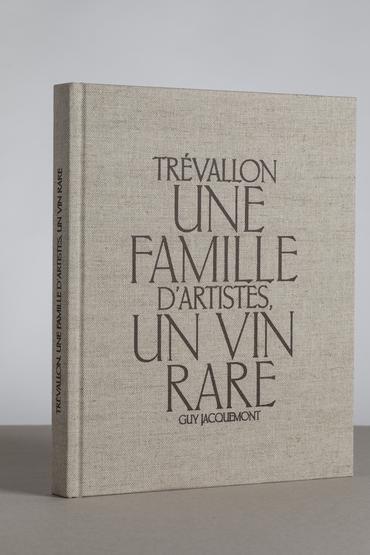 Livre - Le domaine de Trevallon