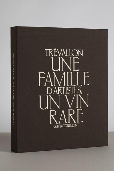 The Domaine de Trevallon - Box